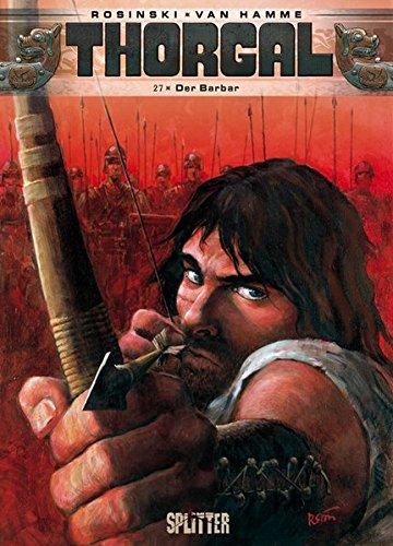Thorgal. Band 27: Der Barbar
