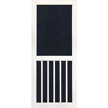 Incroyable Vinyl Screen Door 5 Bar (32x80) (32x80)