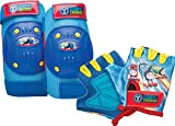 Nickelodeon Bell Sports Thomas The Train and Friends Protective Gear Pad & Glove Set, Blue