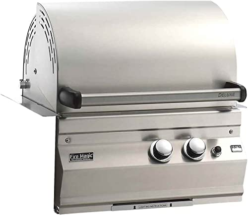 Fire Magic Legacy Deluxe Natural Gas Built-in Grill