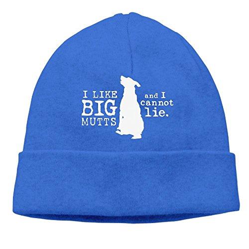 HG&&GH I Live Big Mutts and I Canot Lie Winter Ski Men/Women Skull Cap Thick Beanie Cap For - Blog Thick Women