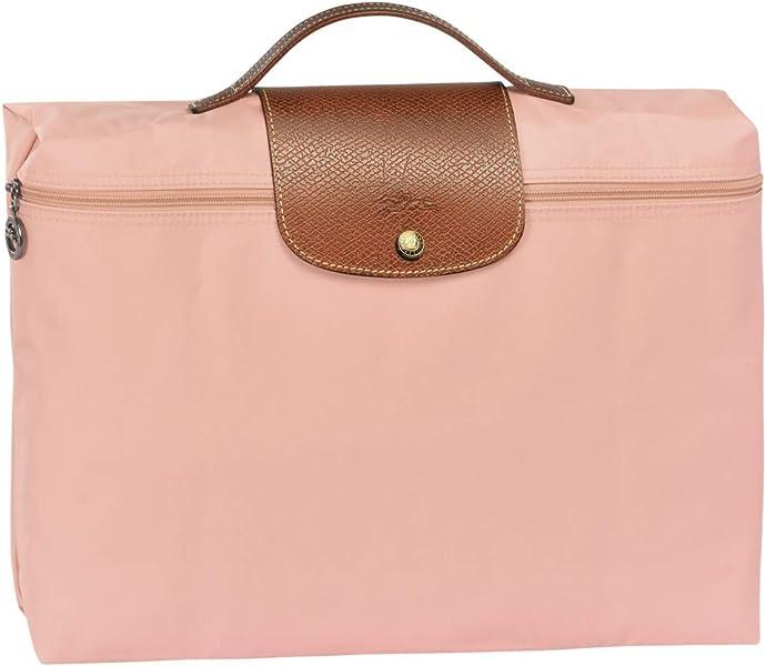 75853d60d66a Amazon.com  Longchamp Le Pliage Nylon Document Holder Bag