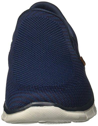 51547 Bleu bkcc Marine Skechers Homme qPzCXWxqwg
