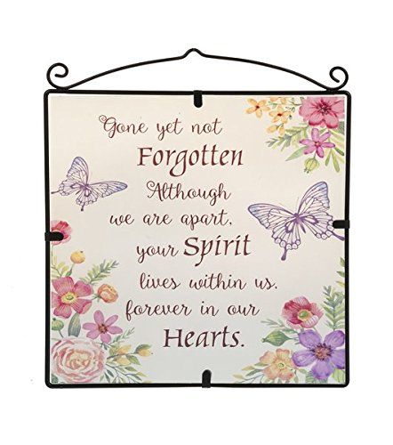 Everyday Gone but not Forgotten Plaque