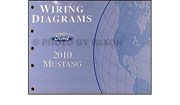 2010 ford mustang wiring diagram ford motor company amazon com books rh amazon com 2010 mustang ignition wiring diagram 2010 mustang ignition wiring diagram