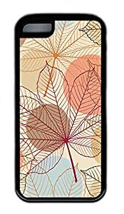 The Beauty Of The Leaves Cases For iPhone 5C - Summer Unique Wholesale 5c Cases