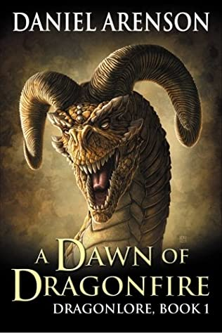 book cover of A Dawn of Dragonfire