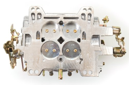 Edelbrock Air Carburetor (Edelbrock 1407 Performer 750 CFM Square Bore 4-Barrel Air Valve Secondary Manual Choke New Carburetor)