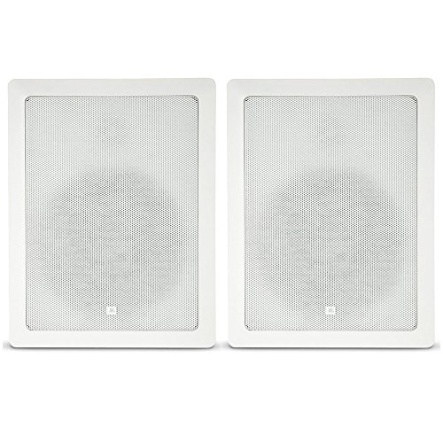 JBL CONTROL 128WT Premium In-Wall Loudspeaker, with Transformer Taps (sold as pair)