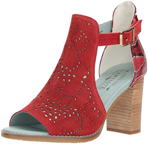 by Womens L'Artiste Spring Lashon Step Red A4q0wxgq