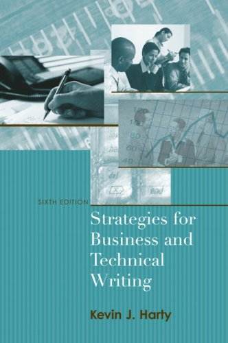 Strategies for Business and Technical Writing (6th Edition)