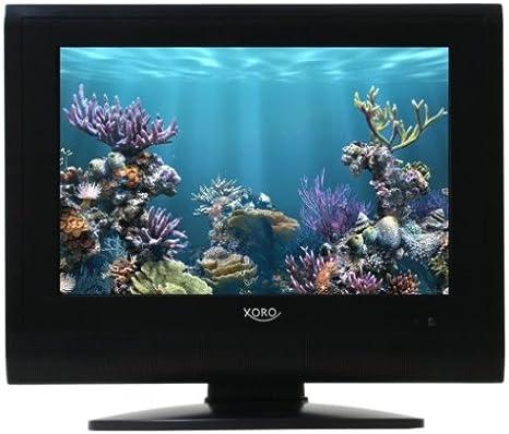 Xoro HTL 1910 W 48,3 cm (19 pulgadas) 16: 9 televisor LCD con sintonizador DVB-T integrado Negro: Amazon.es: Electrónica