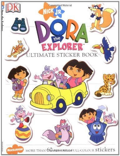 Dora the Explorer Ultimate Sticker Book