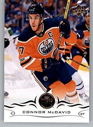 Amazon.com  2018-19 Upper Deck  75 Connor McDavid Edmonton Oilers ... fcece358e