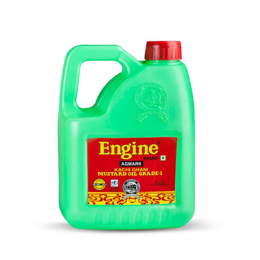 Engine Brand Agmark Grade -1 Mustard Oil
