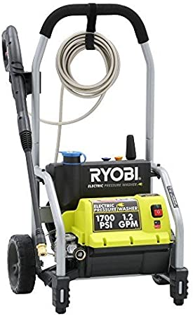 Ryobi 1700 PSI 1.2 GPM Pressure Washer