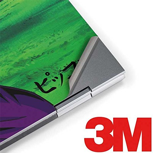 Skinit Dragon Ball Z Envy x360 15t (2018) Skin - Piccolo Power Punch Design - Ultra Thin, Lightweight Vinyl Decal Protection by Skinit (Image #2)