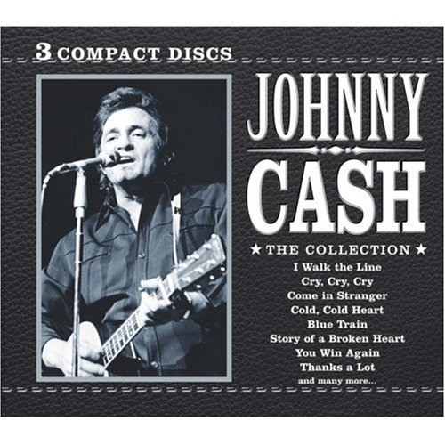 Johnny Cash - Johnny Cash The Collection - Zortam Music