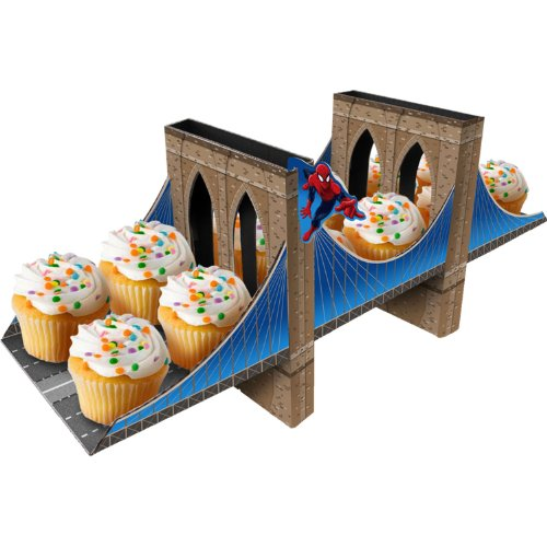 Spiderman Spider Hero Cupcake Stand