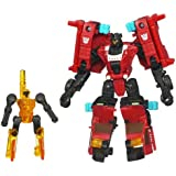 Transformers Power Core Action Figure 2Pack Smolder with Chopster