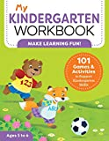 Best Kindergarten Workbooks - My Kindergarten Workbook: 101 Games and Activities to Review