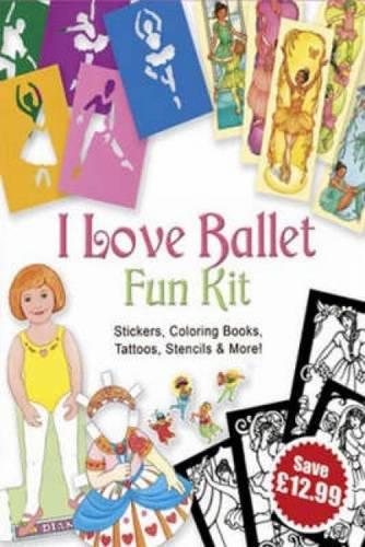 Download I Love Ballet Fun Kit (Dover Fun Kit) PDF