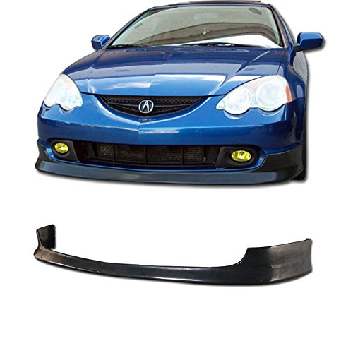 Front Lip Type - Type R Style Front Bumper Lip For Acura RSX 2002-2004