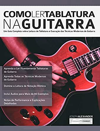 Como Ler Tablatura na Guitarra: Um Guia Completo sobre Leitura de ...