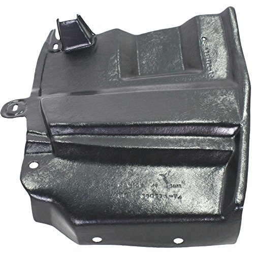 - Engine Splash Shield Plastic Engine Under Cover Passenger Side Right RH compatible with Nissan Altima