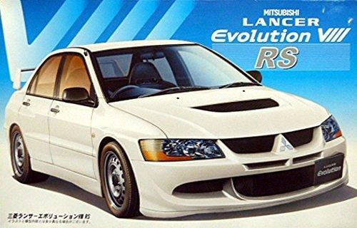 フジミ模型 【03549】 1/24 三菱ランサー エボリューション VIII RS インチアップNo.102の商品画像
