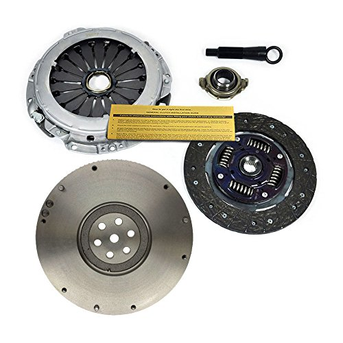 EFT CLUTCH KIT+ OEM NODULAR FLYWHEEL for 2004-2009 KIA SPECTRA SPECTRA5 2.0L 4CY