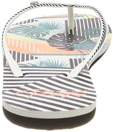 teal Teal Portofino Piscina Ii E Roxy Da Scarpe Donna Multicolore Spiaggia zpqnUwa