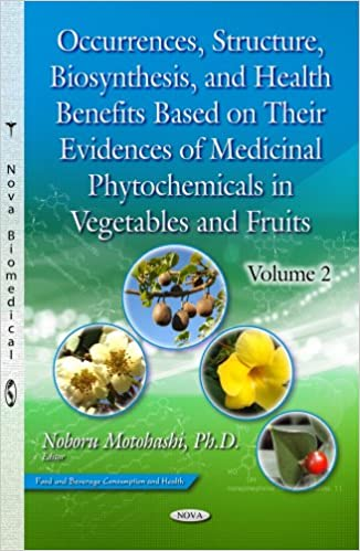 OCCURRENCES STRUCTURE BIOSYNTHESIS: 2 (Food and Beverage Consumption and Health)