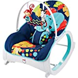 Fisher-Price Baby Infant-to-Toddler Rocker, MIDNIGHT RAINFOREST
