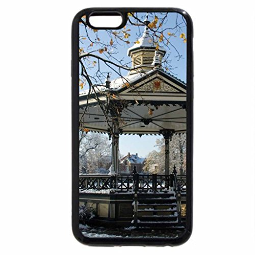 iPhone 6S / iPhone 6 Case (Black) Music in the snow