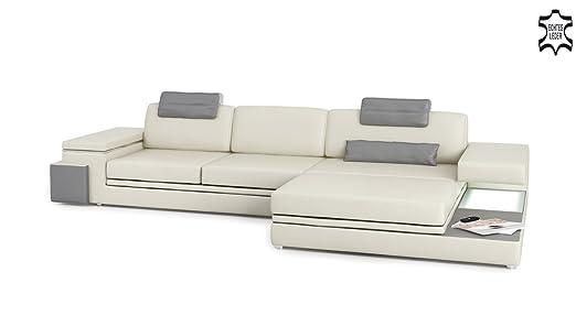 Ecksofa Leder Sofa Couch Eckcouch L Form Designsofa Ledercouch