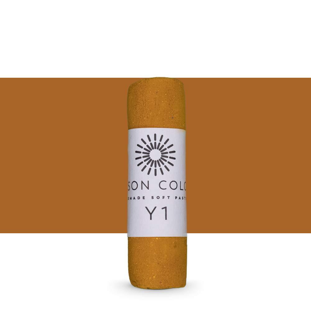 Single Yellow 1 Unison Soft Pastel