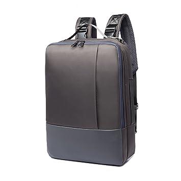 YAOHU Mochila de Portátil 15,6 Pulgada para Ordenador Macbook 20L Casual Impermeable Mochlia Backpack Bolsa Bandolera / Maletin Para Hombre Mujer Oficina ...