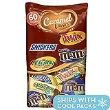 MARS Chocolate Caramel Lovers Fun Size Halloween Candy Bars Variety...