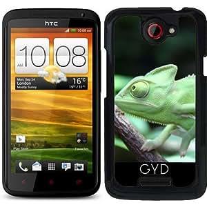 Funda para HTC one x - Camaleón by WonderfulDreamPicture