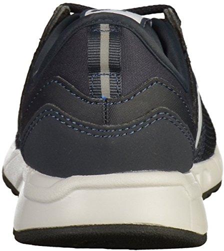 Nuovo Equilibrio - Scarpe Pre-scuola Bianco-blu