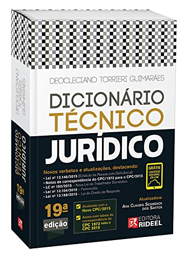 Dicionário Técnico Jurídico