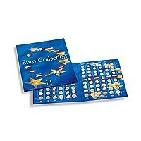 Münzenalbum Euro-Collection Band 2: Münzenalbum mit Microschaum zum Eindrücken der Münzen der 12 neuen EURO-Länder Bulgarien, Estland, Lettland, Litauen, Malta, Polen, Rumänien, Slowakei, Slowenien, Tschechische Republik, Ungarn, Zypern