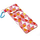 pCase - Carrying case for the pStyle, Pink Triangle