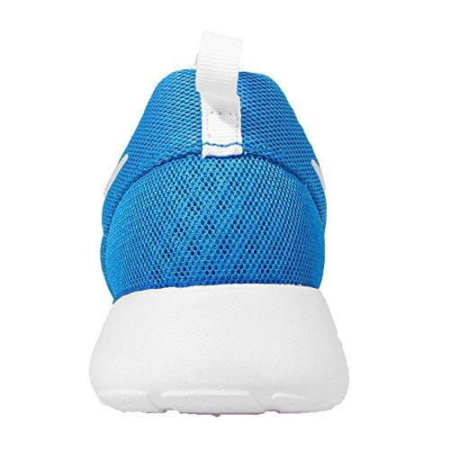 Nike Roshe One Br, Zapatillas de Deporte para Hombre Azul (Azul (Photo Blue/White))