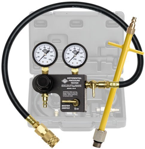Image of ATS PRO DIFF. PRESSURE TESTER KIT Fuel Pressure Testers