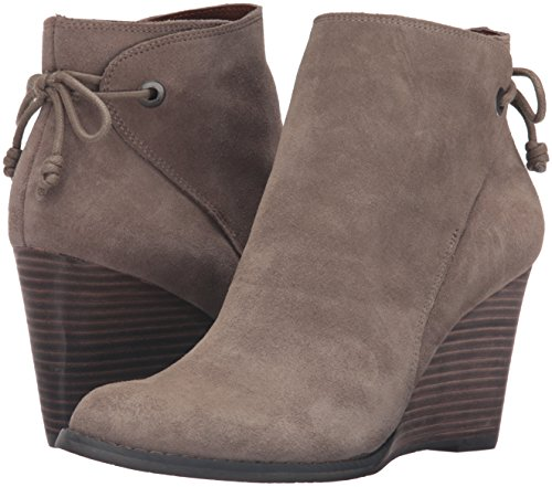 Pictures of Lucky Brand Women's Yamina Ankle Bootie 6 M US 4