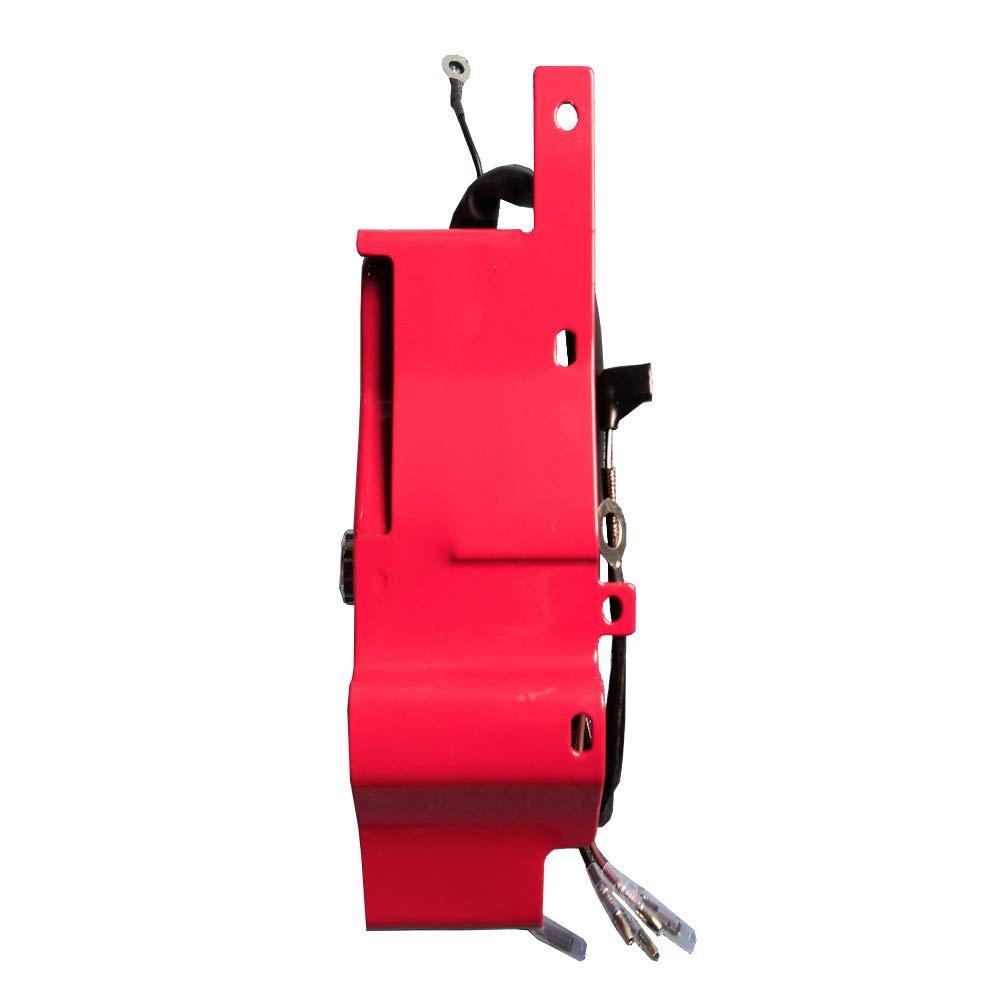Ignition Switch Key Box for Honda GX620 20HP /& GX670 24HP Engine Motors