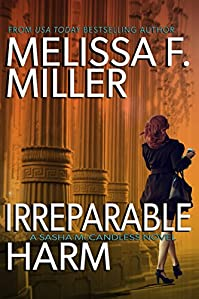Irreparable Harm by Melissa F. Miller ebook deal