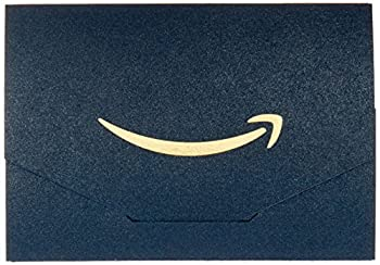 Amazon.com Gift Card In A Mini Envelope (Navy & Gold) 2